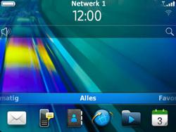 BlackBerry 9320 Curve - Buitenland - Bellen, sms en internet - Stap 12