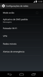 Motorola Moto E (1st Gen) (Kitkat) - Internet (APN) - Como configurar a internet do seu aparelho (APN Nextel) - Etapa 5