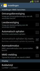 Samsung I9505 Galaxy S IV LTE - MMS - probleem met ontvangen - Stap 6