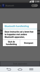 LG D620 G2 mini - Bluetooth - Headset, carkit verbinding - Stap 5
