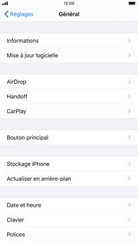 Apple iPhone 7 Plus - iOS 13 - Appareil - Mise à jour logicielle - Étape 5