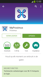 Samsung I9300 Galaxy S III - Applicaties - MyProximus - Stap 10