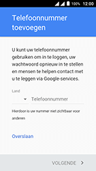 Alcatel Pixi 4 (5) 4G (5045X) - Applicaties - Account aanmaken - Stap 13