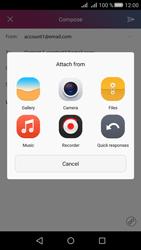 Huawei Huawei Y5 II - E-mail - Sending emails - Step 11