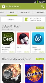 Samsung Galaxy Note 3 - Aplicaciones - Descargar aplicaciones - Paso 6