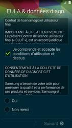 Samsung Galaxy S5 - Premiers pas - Créer un compte - Étape 5
