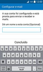 Samsung Galaxy Trend 2 Lite - Email - Adicionar conta de email -  10