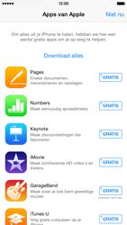 Apple iPhone 6 - Applicaties - Account instellen - Stap 3