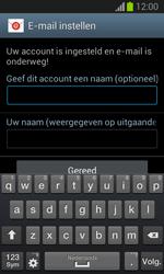 Samsung S7390 Galaxy Trend Lite - E-mail - Account instellen (IMAP zonder SMTP-verificatie) - Stap 18