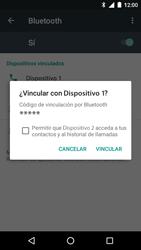Motorola Moto G 3rd Gen. (2015) (XT1541) - Bluetooth - Conectar dispositivos a través de Bluetooth - Paso 7