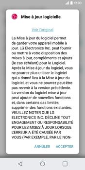 LG H870 G6 - Réseau - Installation de mises à jour - Étape 8