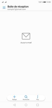Huawei P20 - Dual SIM - E-mail - envoyer un e-mail - Étape 2