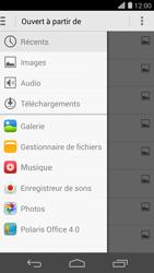 Huawei Ascend P7 - E-mail - envoyer un e-mail - Étape 10