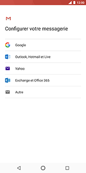 Nokia 7 Plus - E-mail - Configurer l
