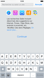 Apple iPhone 6 - Internet - Navigation sur Internet - Étape 3