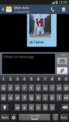 Samsung I9505 Galaxy S IV LTE - MMS - envoi d'images - Étape 20