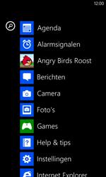 Nokia Lumia 620 - MMS - afbeeldingen verzenden - Stap 2