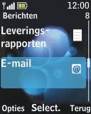 Nokia 2690 - E-mail - handmatig instellen - Stap 4