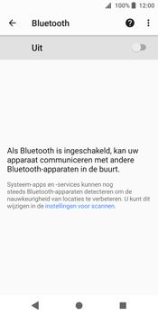 Sony Xperia XZ2 (H8216) - Bluetooth - Headset, carkit verbinding - Stap 6