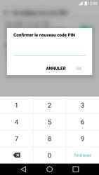 LG G5 - Sécuriser votre mobile - Personnaliser le code PIN de votre carte SIM - Étape 11