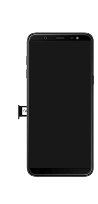 Samsung Galaxy J8 - Primeiros passos - Como inserir o chip da Nextel no seu celular - Etapa 5