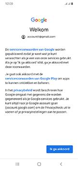 Samsung Galaxy A20e - E-mail - handmatig instellen (gmail) - Stap 11