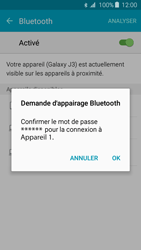 Samsung Galaxy J3 (2016 (J320) - Bluetooth - connexion Bluetooth - Étape 9