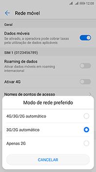 Huawei Mate 10 - Internet no telemóvel - Como ativar 4G -  6
