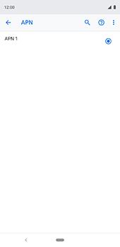 Google Pixel 3XL - Internet - Configuration manuelle - Étape 9