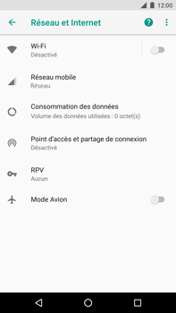 Huawei Nexus 6P - Android Oreo - MMS - Configuration manuelle - Étape 5