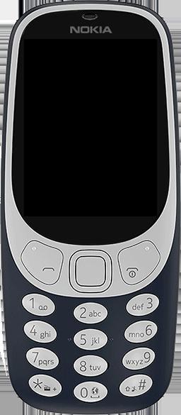 Nokia 3310 - Internet - Handmatig instellen - Stap 16