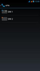 Wiko Stairway - Internet - Configurar Internet - Paso 9