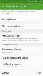 Samsung G903 Galaxy S5 Neo - Messagerie vocale - configuration manuelle - Étape 7