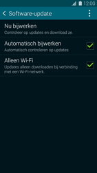 Samsung G901F Galaxy S5 Plus - Software update - update installeren zonder PC - Stap 6