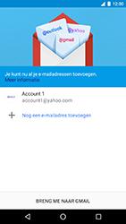 LG Nexus 5X - Android Oreo - E-mail - Handmatig instellen (yahoo) - Stap 13