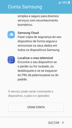 Samsung Galaxy S7 - Android Nougat - Primeiros passos - Como ligar o telemóvel pela primeira vez -  15