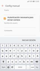 Samsung Galaxy S7 Edge - E-mail - Configurar correo electrónico - Paso 15