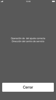 Apple iPhone 7 Plus iOS 11 - Mensajería - Configurar el equipo para mensajes de texto - Paso 6