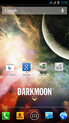 Wiko Darkmoon - Internet - Examples des sites mobile - Étape 1