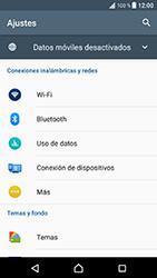 Sony Xperia XZ - Android Nougat - Red - Seleccionar una red - Paso 4