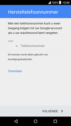 Alcatel Idol 3 (4.7) (OT-6039Y) - Applicaties - Account aanmaken - Stap 11