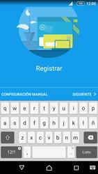 Sony Xperia Z5 Compact - E-mail - Configurar correo electrónico - Paso 9