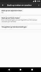 Google Pixel - Toestel reset - terugzetten naar fabrieksinstellingen - Stap 5