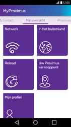 LG K10 4G K420 - Applicaties - MyProximus - Stap 17