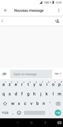 Alcatel 1X - Contact, Appels, SMS/MMS - Envoyer un MMS - Étape 5