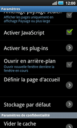 Samsung I9000 Galaxy S - Internet - Configuration manuelle - Étape 13