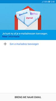 Samsung Galaxy J4 - E-mail - handmatig instellen (gmail) - Stap 6
