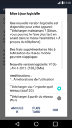 LG H525N G4c - Réseau - Installation de mises à jour - Étape 11