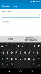 HTC Desire 610 - E-mails - Ajouter ou modifier un compte e-mail - Étape 19