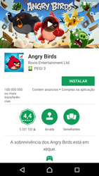 Sony Xperia XZ - Android Nougat - Aplicações - Como pesquisar e instalar aplicações -  17